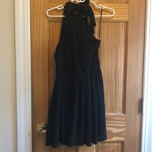 Beautiful black dress from express